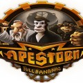 Apestorm: Full Bananas* launches on April 28th